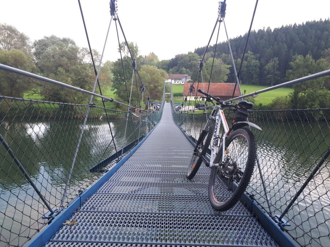 Von Zuhause aus bis ins Allgäu radeln: Der Illerradweg von Ulm nach Oberstdorf – Tag 2 von Memmingen nach Kempten