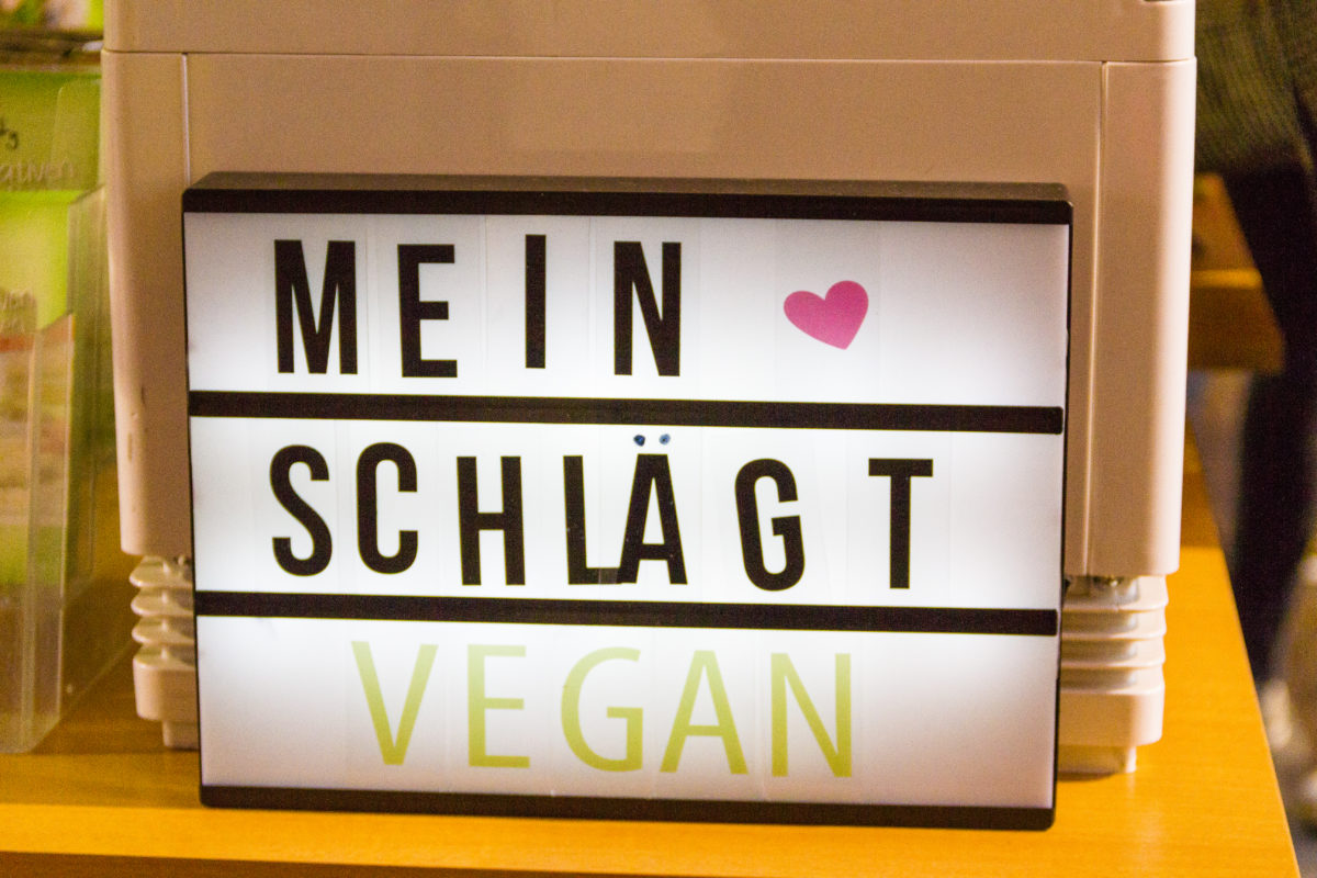 Messebericht: XOND 2017 – Let´s go vegan!
