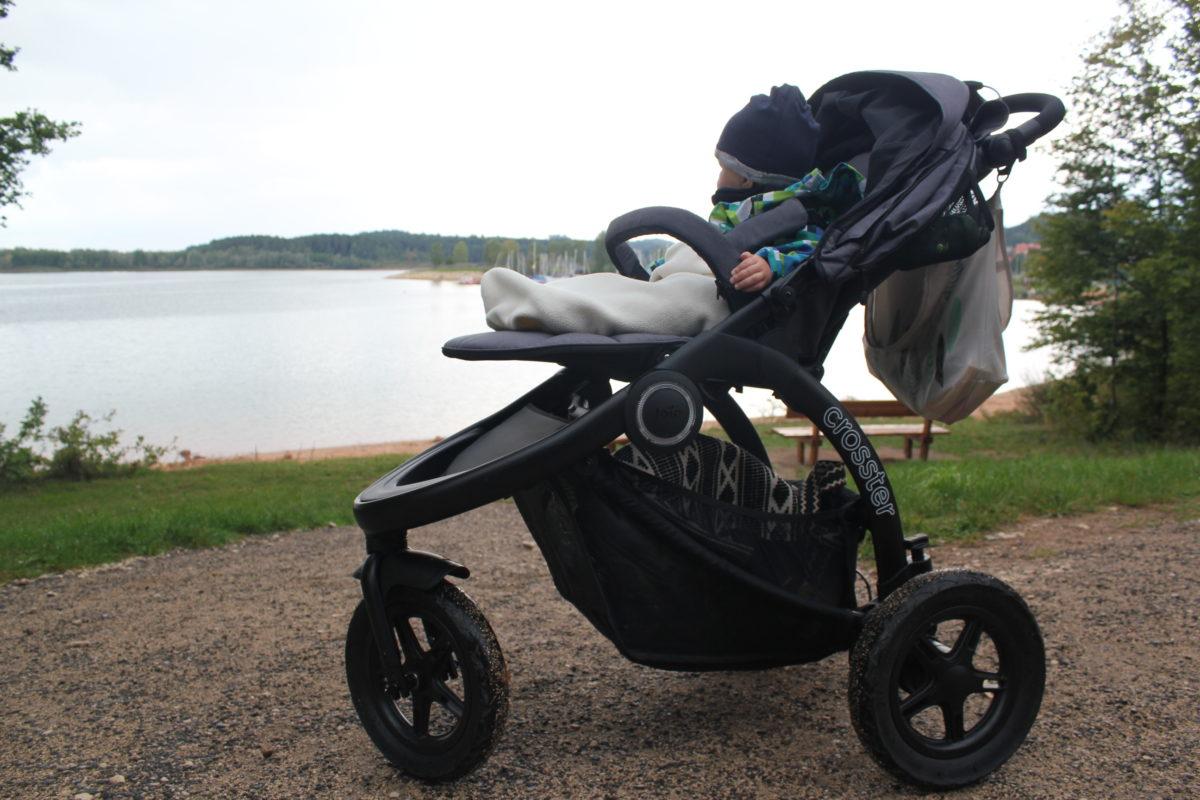 """MAMA MONDAY: """"Joie Crosster"""" – des Juniors ständiger Wegbegleiter ist ein Sportwagen"""