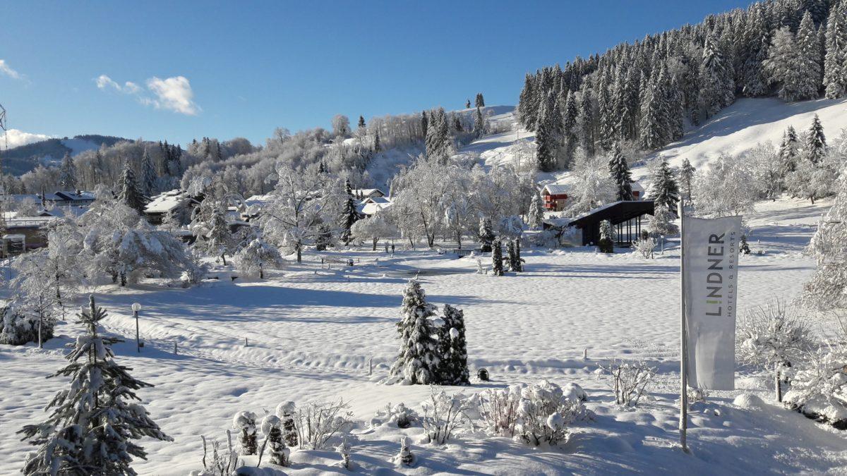 Perfekte Auszeit für die Seele: 'Lindner Parkhotel & Spa' in Oberstaufen