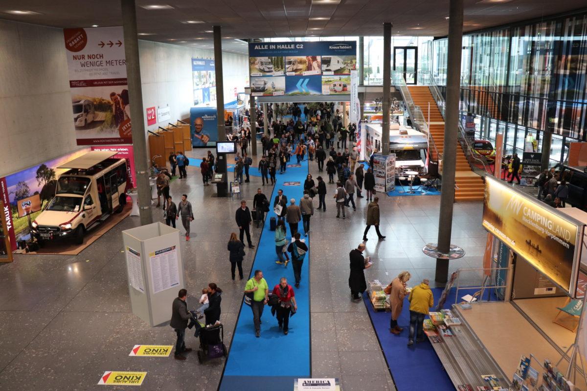 Besuch der CMT Urlaubsmesse 2018 in Stuttgart – Weltreise in einem Tag