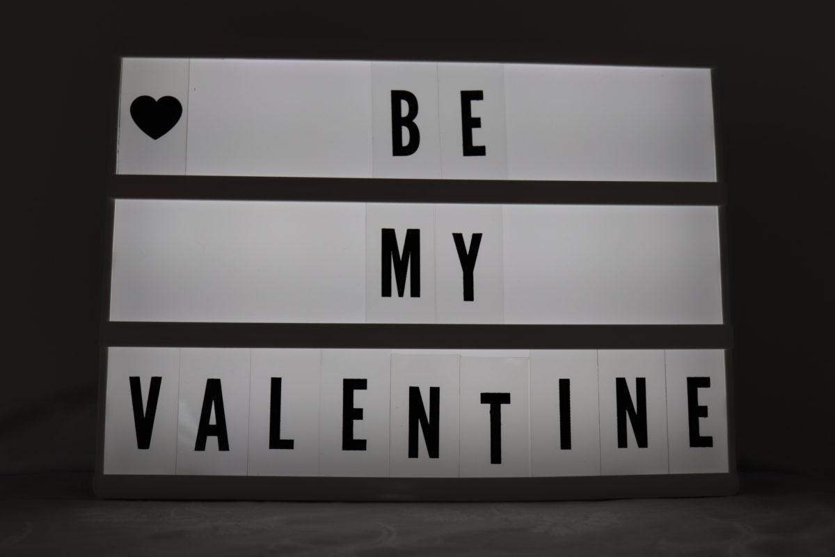 Valentinstags-Geschenk: romantisch und nützlich zugleich
