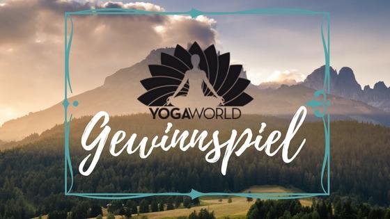 """Gewinnspiel: 2×2 Tickets zur """"Yogaworld"""" in München"""