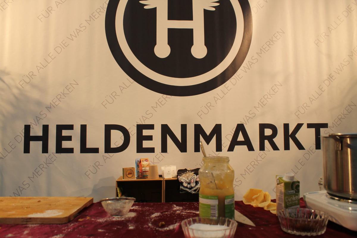 Heldenmarkt 2018 in München – so war´s