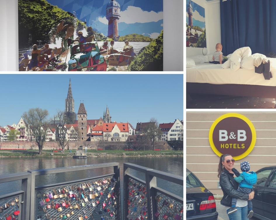 """Als Tourist in der eigenen Heimatstadt unterwegs – Danke """"B&B Hotel"""" Neu-Ulm"""