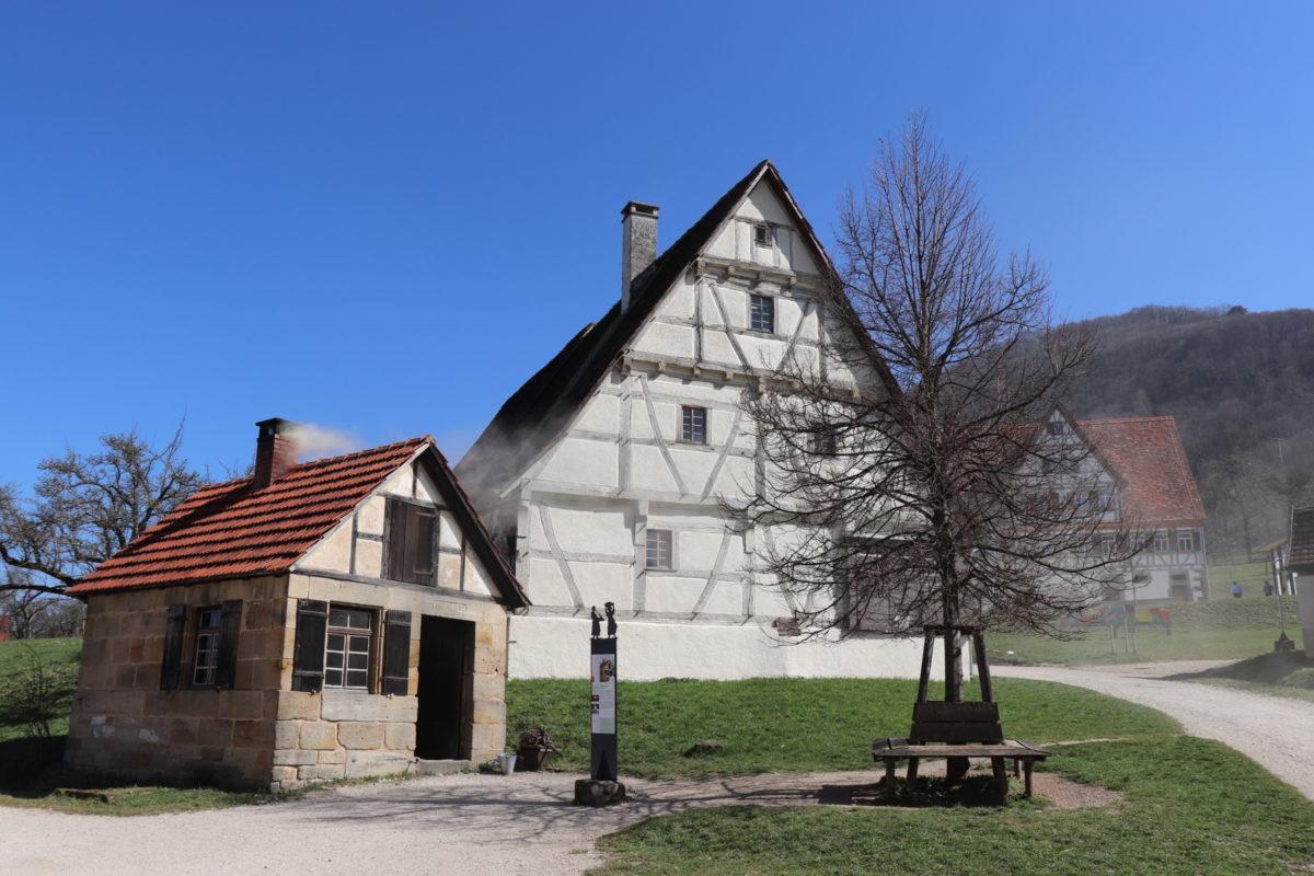 Ausflugsziel für die ganze Familie: Freilichtmuseum Beuren