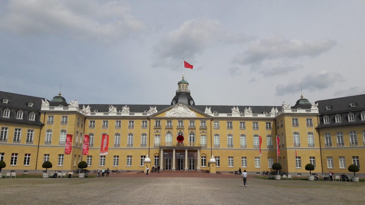 KARLSRUHE- Fächerstadt in GRÜN und VEGAN
