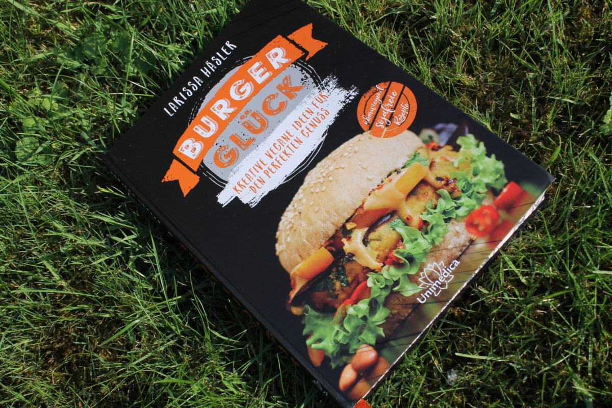 "Buchvorstellung: ""BURGERGLÜCK – Kreative vegane Ideen für den perfekten Genuss"" – inklusive Gewinnspiel"