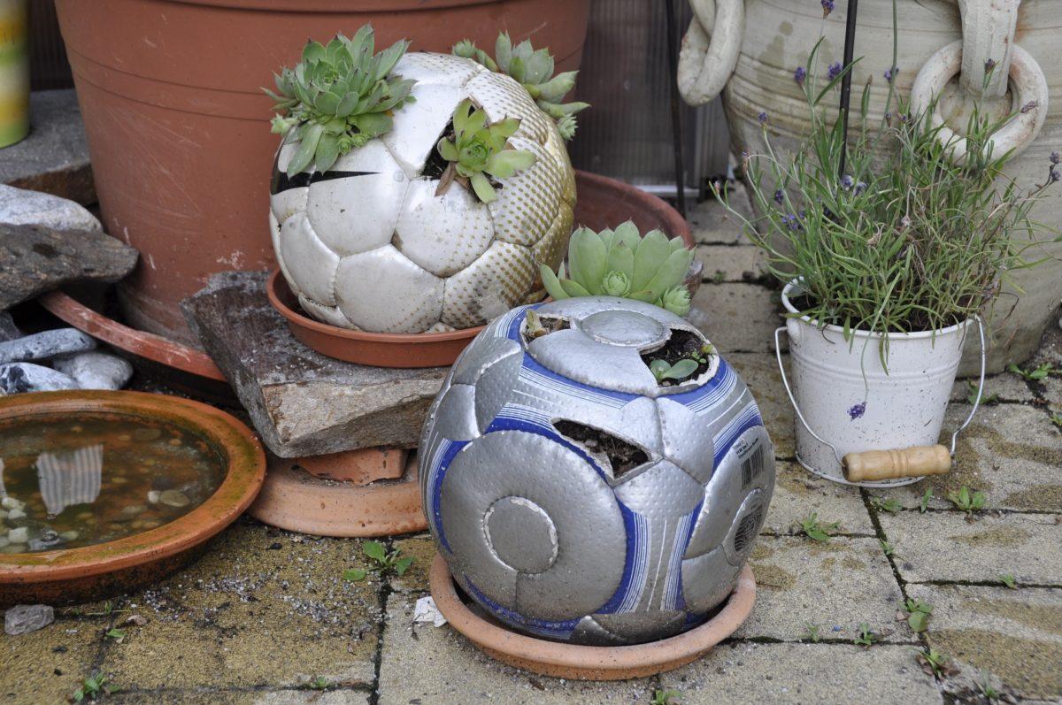 Mit Upcycling die Umwelt schonen