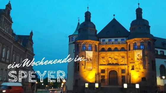 Städtereisen in Deutschland: Ein Wochenende in Speyer mit Flashbacks nach Florida