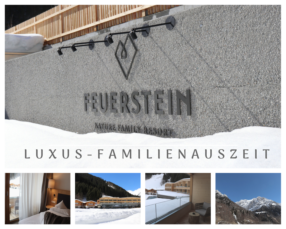 "Luxus-Familienurlaub im ""Feuerstein Nature Family Resort"" in Südtirol"