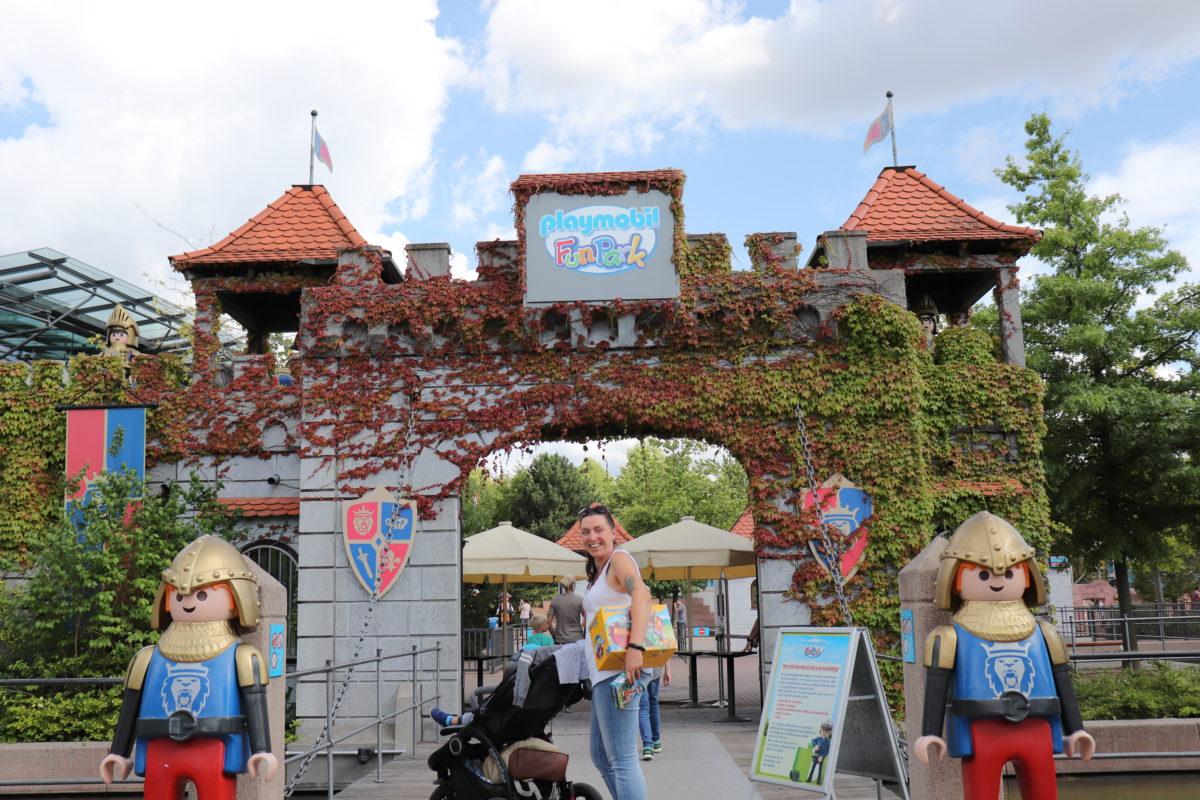 """Perfektes Familienwochenende: """"PLAYMOBIL®-FunPark"""" und """"Fürther Hotel Mercure Nürnberg West"""""""
