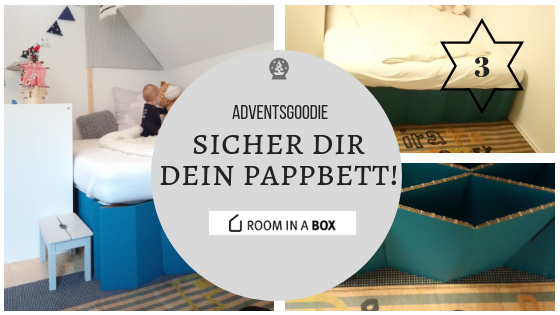 ROOM IN A BOX – Ein Blick in unser neues Piraten-Kinderzimmer (mit Goodie!)