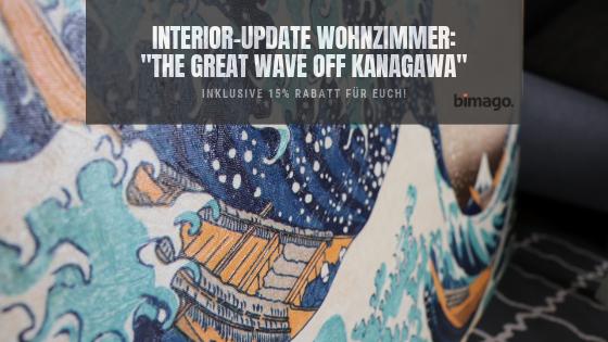 Interior-Update Wohnzimmer: Wandbilder von 'bimago' – Schluss mit kahlen Wänden! (inkl. Rabatt)