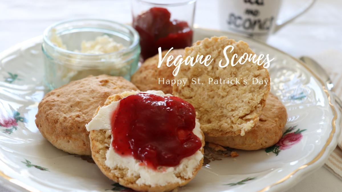 Happy St. Patrick´s Day: Reisebericht Irland und mein Rezept für vegane Scones