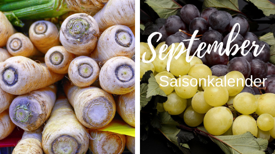 Saisonkalender September – Download FREE PDF