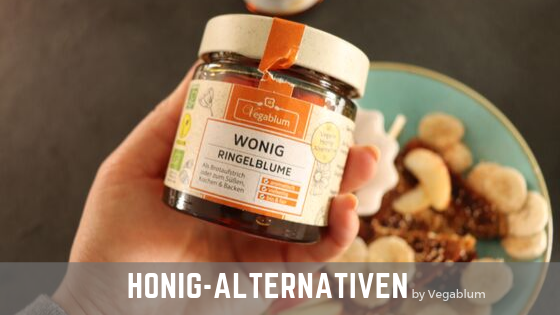 'Vegablum': Alternativen zu Honig – vegan und yummie!