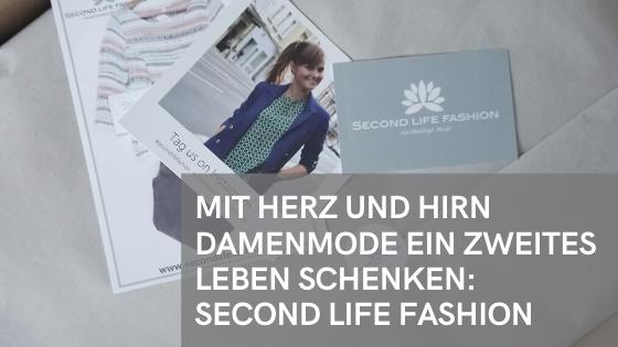 Second Life Fashion – Wie man mit Herz und Hirn Damenmode ein 2. Leben gibt