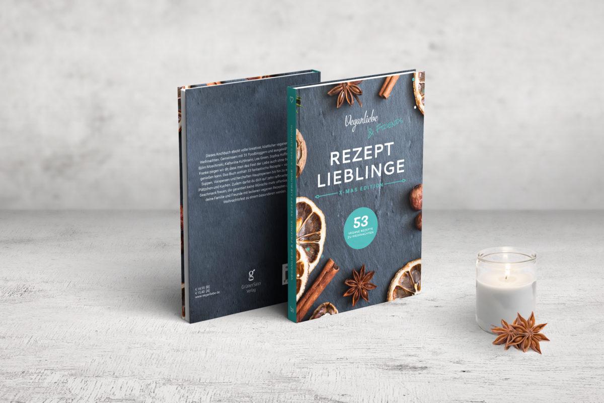 Gastartikel: Spendenprojekt veganes Weihnachtskochbuch