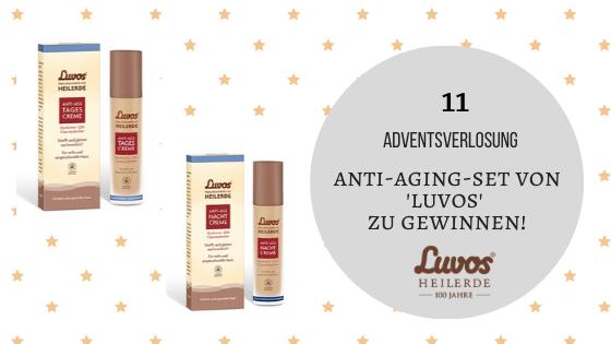 Adventskalender 11. Dezember 2019: Anti-Aging-Set von 'Luvos Heilerde'