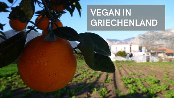 Gastartikel: Vegan in Griechenland – einfacher als gedacht!