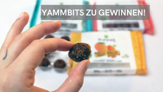 """Produktvorstellung """"Yammbits – FRUIT BALLS"""" – mit Gewinnspiel"""