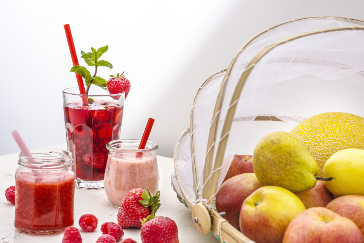 Beeren, die kleinen Powerfrüchte – 3 tolle Smoothie-Rezepte!