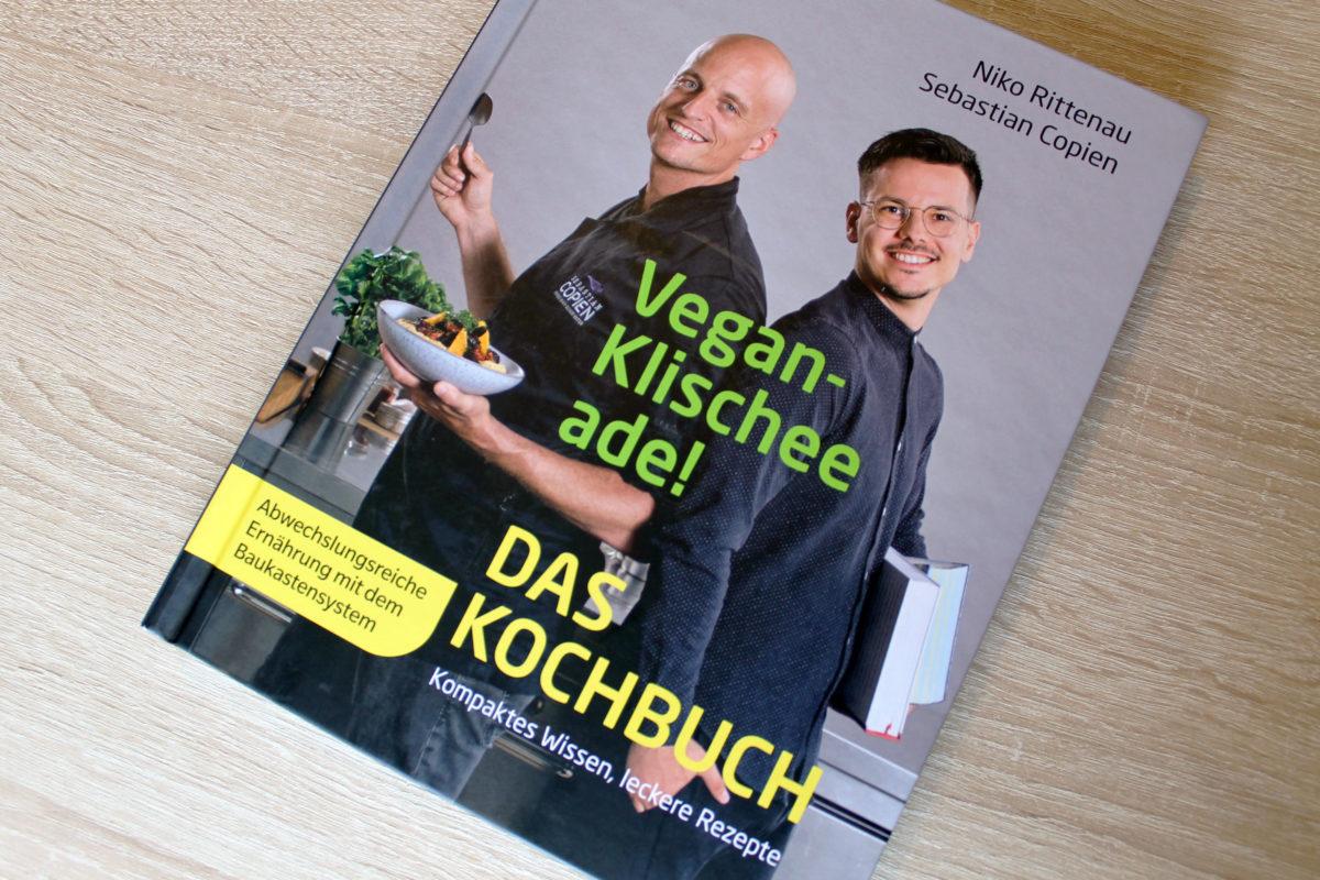 """Buchvorstellung mit Gewinnspiel """"Vegan – Klischee ade! DAS KOCHBUCH"""""""